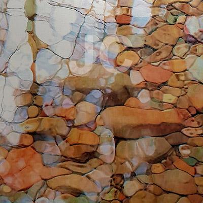 Abstract digital artwork by John Chapman