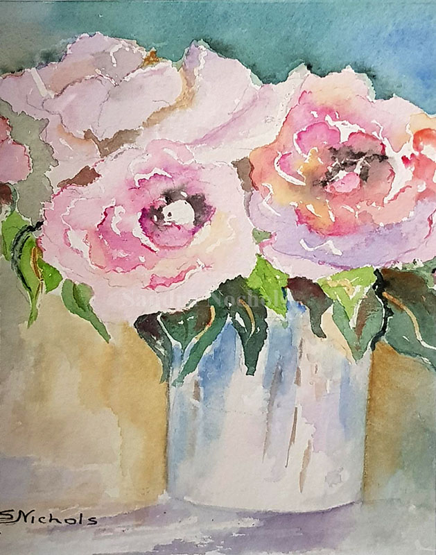 My Rose by Sandra Nichols
