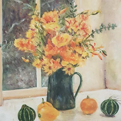 Still Life artwork by Joan Gerry