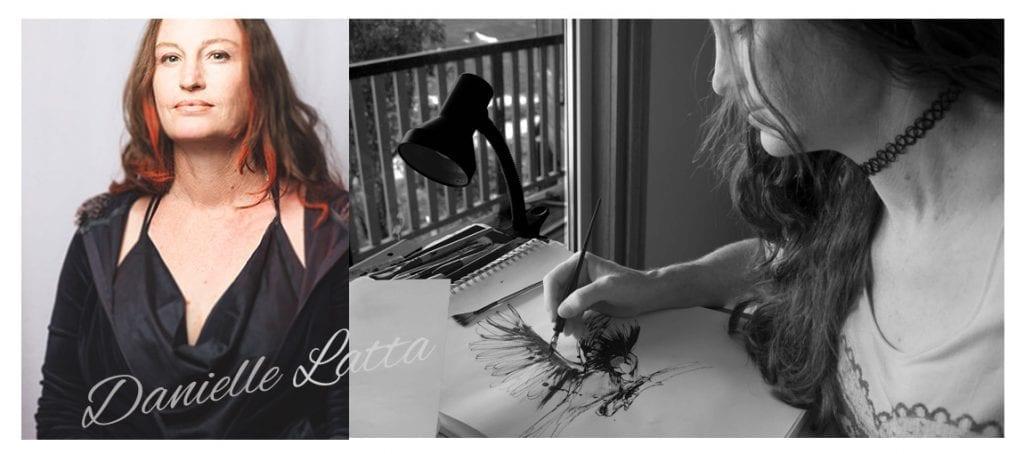 Artist Danielle B Latta