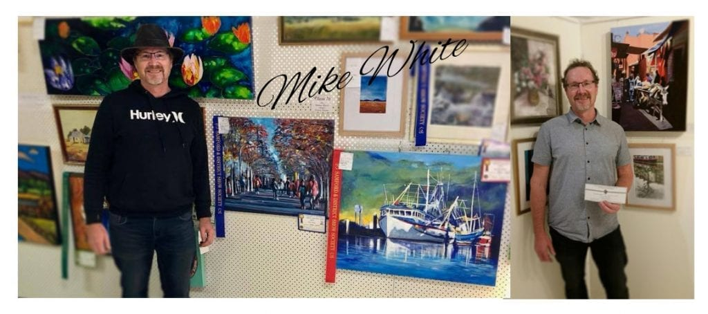 Artist Mike White